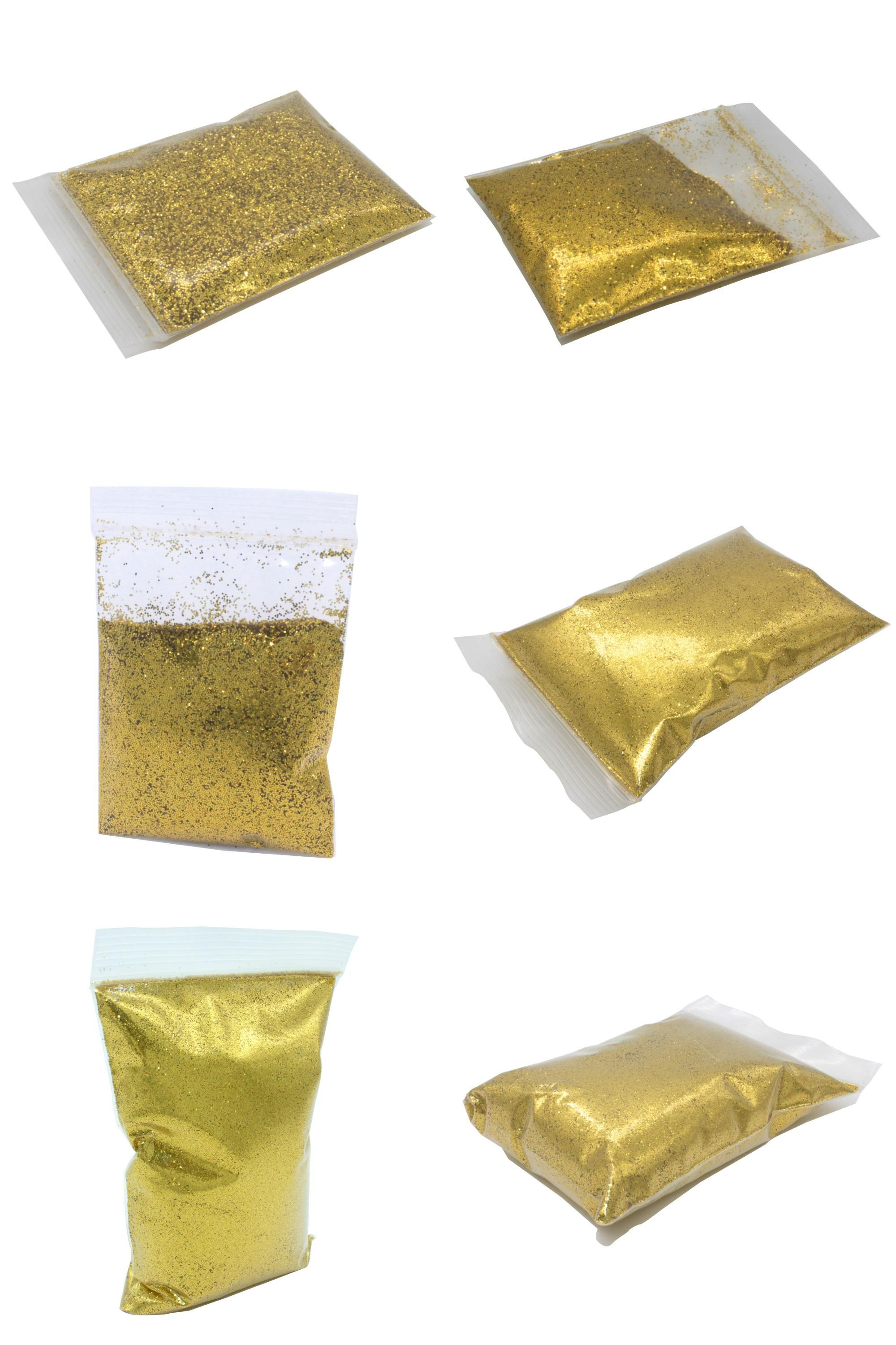Visit to Buy] 10g / Bag Bling Tiny Sequin Sparkle Gold Silver ...