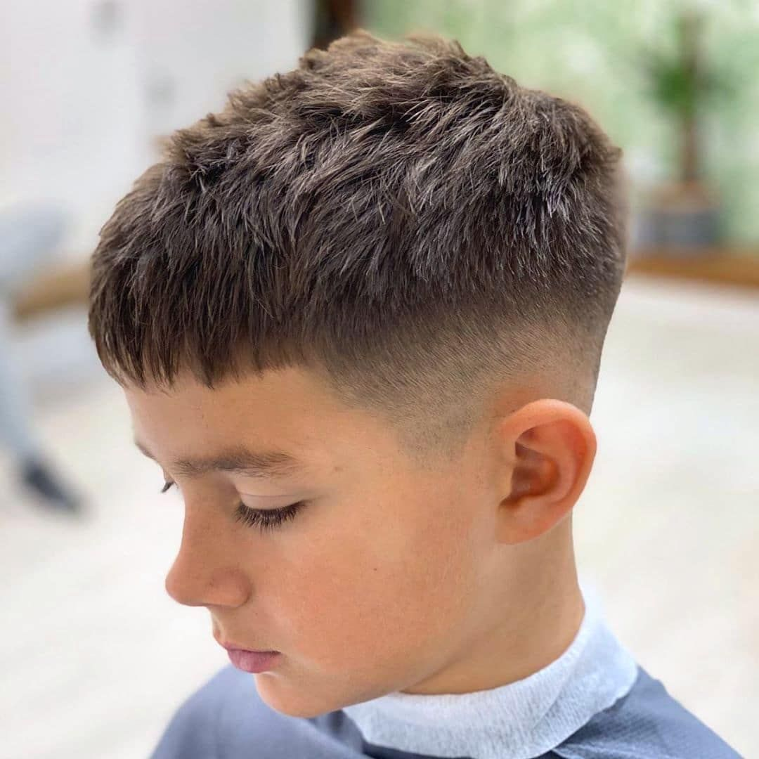 55 Boy S Haircuts Best Styles For 2021 Boy Haircuts Short Popular Boys Haircuts Boys Haircuts