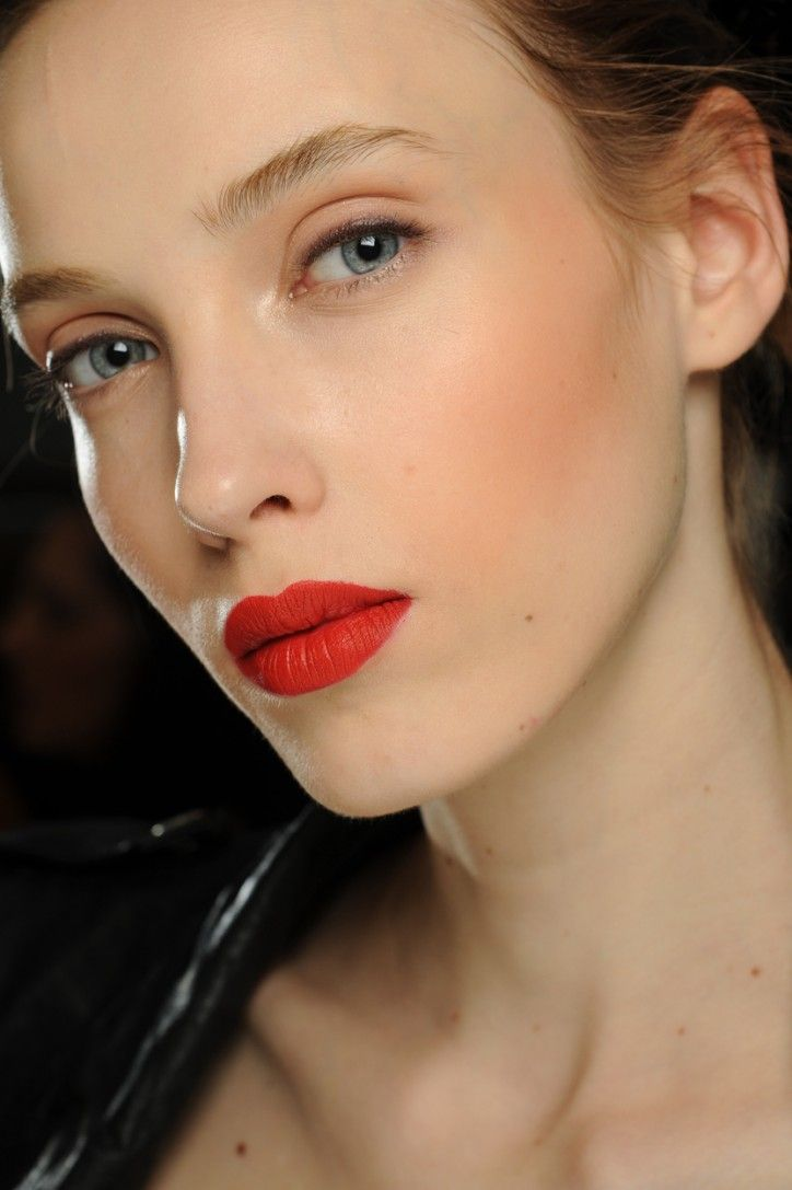 Every Beauty Look You Need To See From NYFW   Makeup