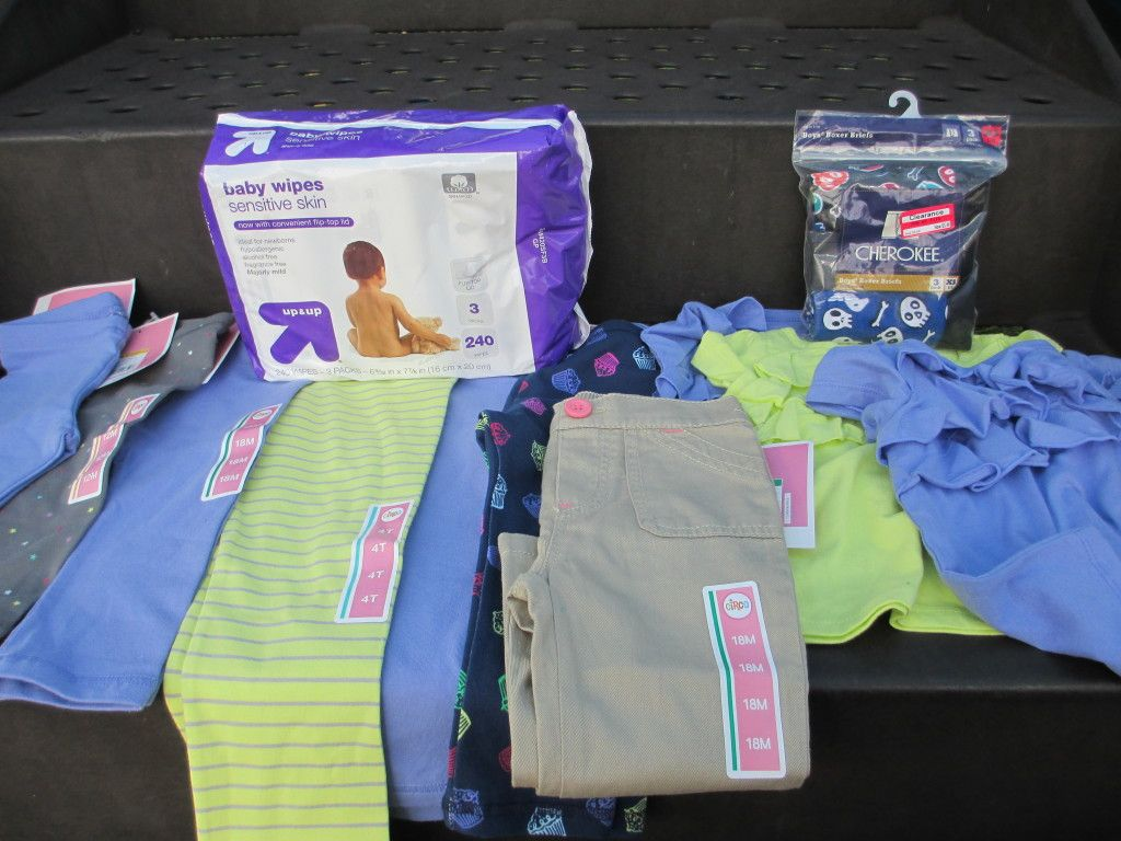 Target Kids and Baby Clothes Clearance at 70 Percent Off ...