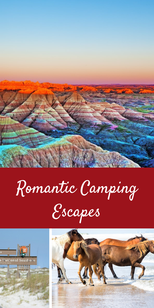Romantic Camping Escapes for Valentine's Day (With images ...