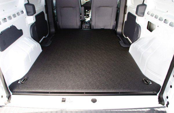 Bedrug Vantred Rubber Floor Liner Vtms06l Ford Transit Rubber