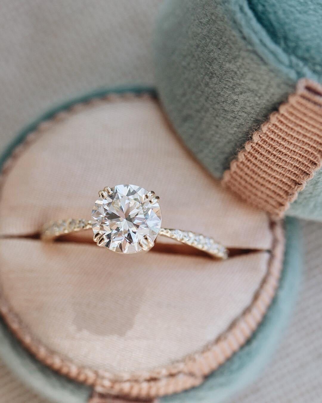 1.3ct Nova ring
