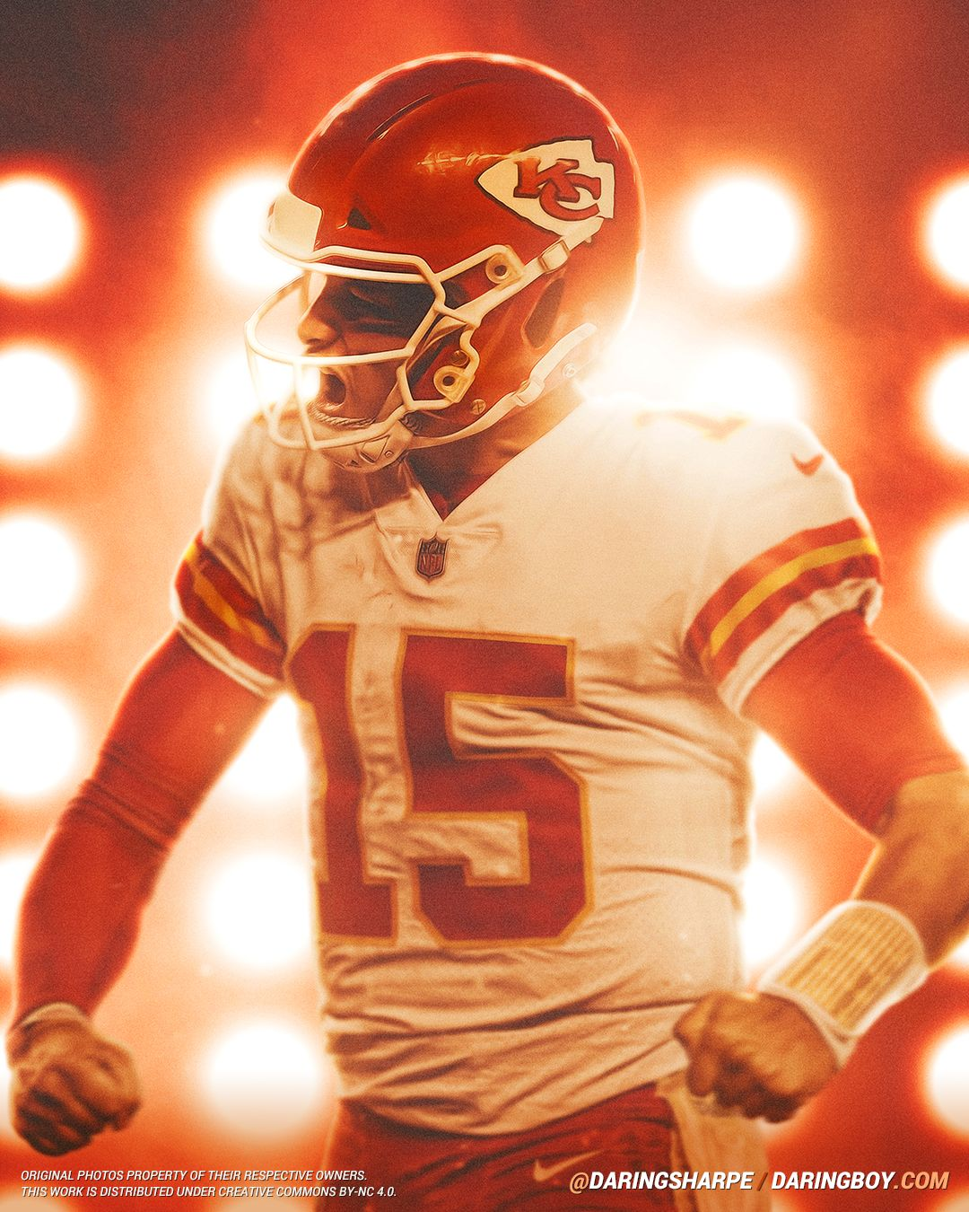 Patrick Mahomes Kansas City Chiefs Kansas City Chiefs Kc Chiefs Football Kansas City Chiefs Football