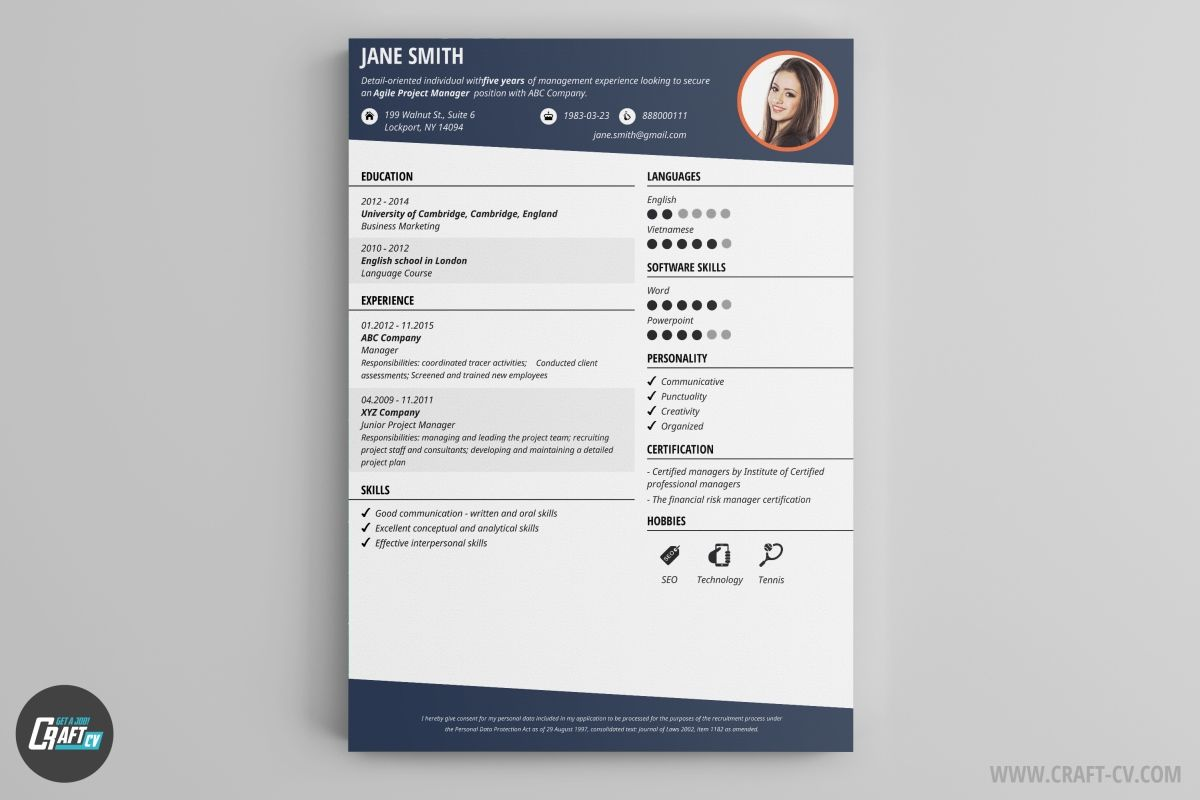 free online resume builder and download