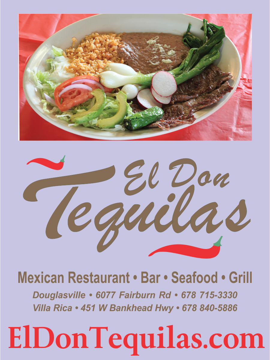 El Don Tequilas Mexican Restaurant Of Douglasville Ga Simply The Best
