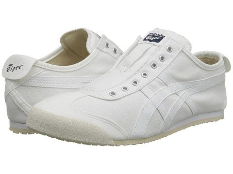 the best attitude c224d 602c5 Onitsuka Tiger by Asics Mexico 66® Slip-On White/White ...