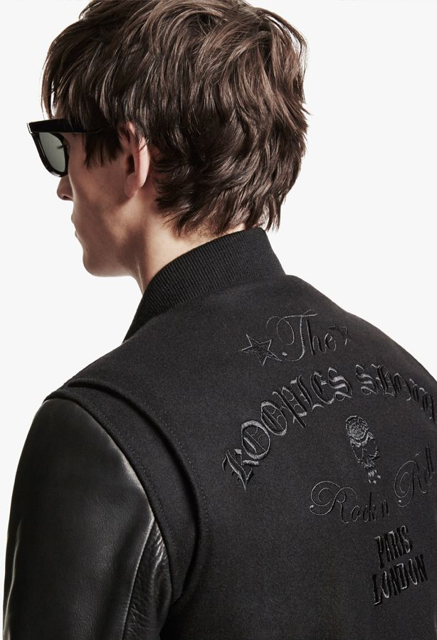 Man Kooples teddy jacket man The Fw13 thekooples w5PnBqx