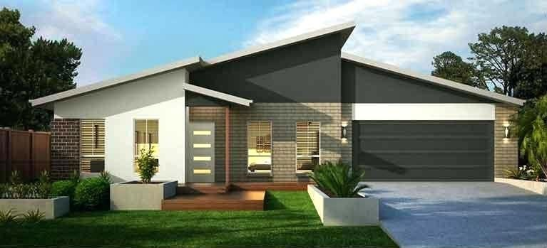 Google Image Result For Http Aashah Co Wp Content Uploads 2019 04 New Flat Roof Home Designs Coast To Professionally Skillion Roof Roof Design Modern Roofing