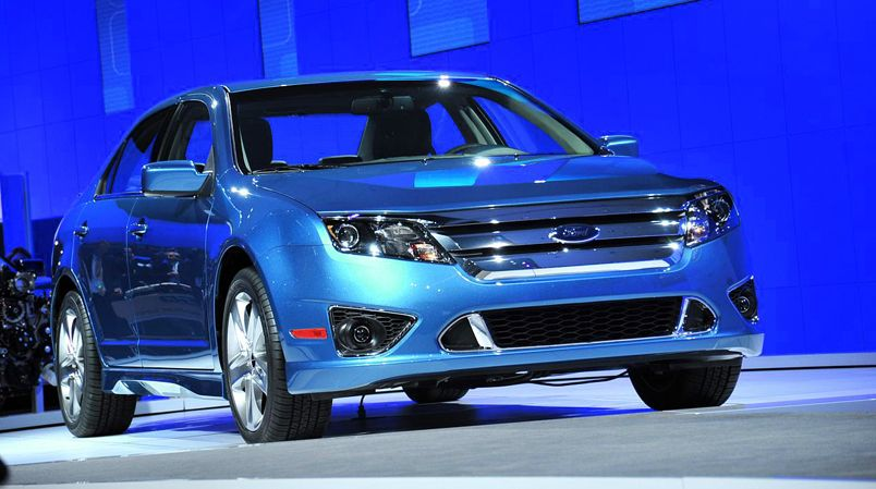 2010 Ford Fusion Ford fusion, Ford, Fusion