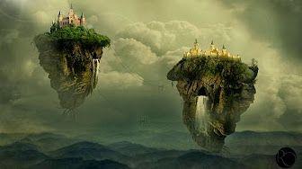 floating islands tutorial photoshop - YouTube | Fantasy landscape, Cool  backgrounds, Fantasy art