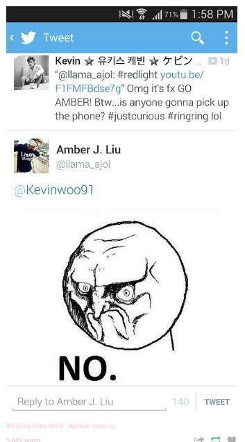 That's why do I love amber! XD