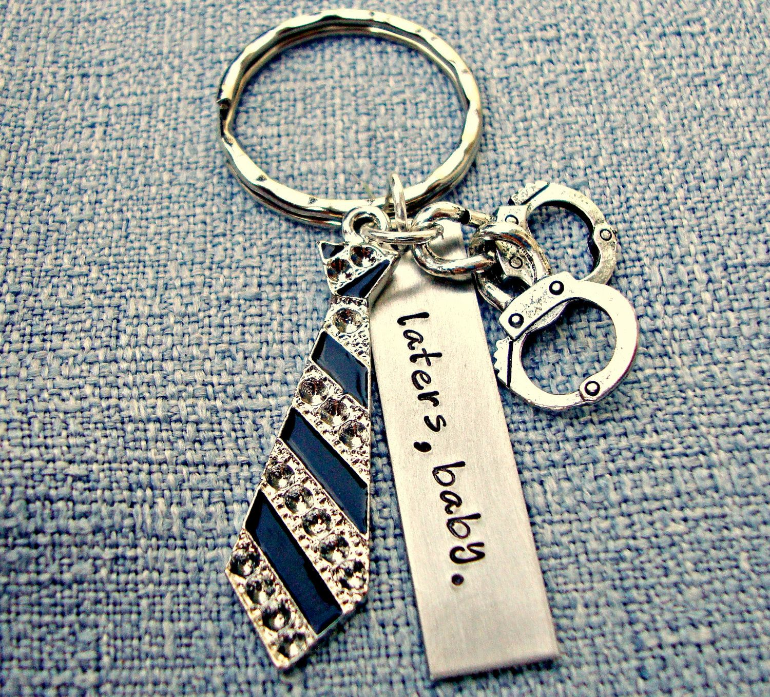 Shades Key Ring