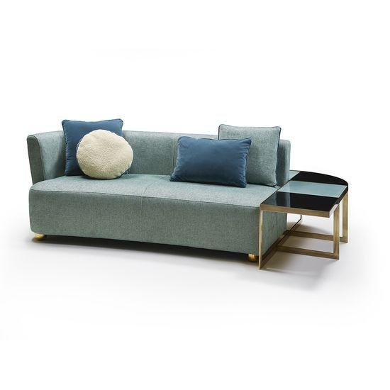 Baia Sectional Sofa II Treniq Modular Sofas. View thousands of luxury interior products on www.treniq.com #SectionalSofas