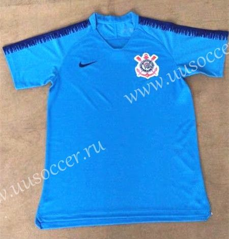 5a26e0168 Advertisement  2019-2020 Corinthian BlueThailand Training Soccer Jersey-609