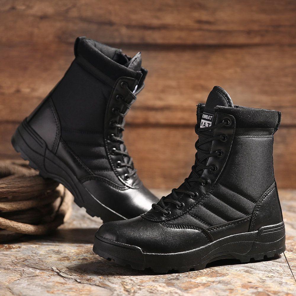 Men Outdoor Waterproof Slip Resistant