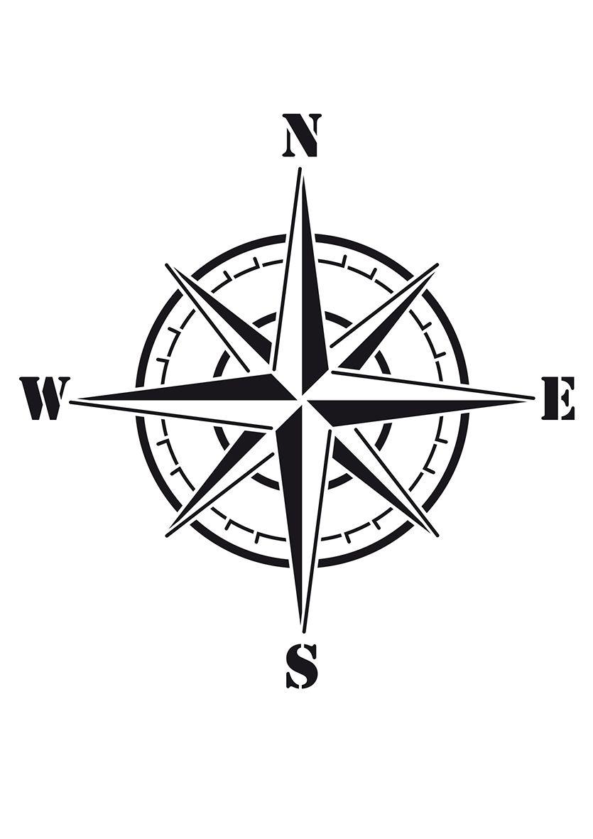 Compass Tattoo Kompass Rose Tattoo Kompasszeichnung 6
