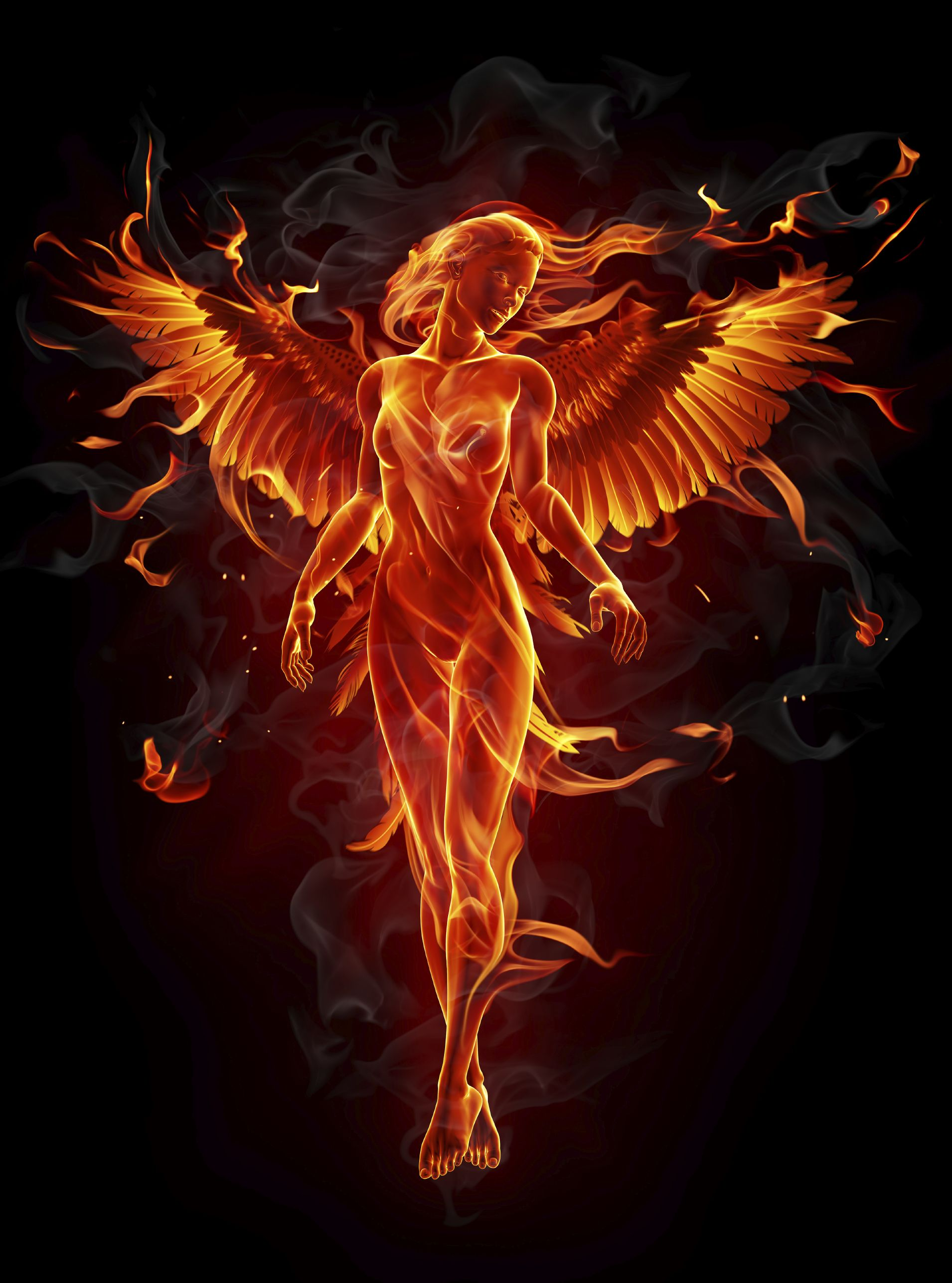 phoenix rising from the ashes - Google Search | scorpio ...