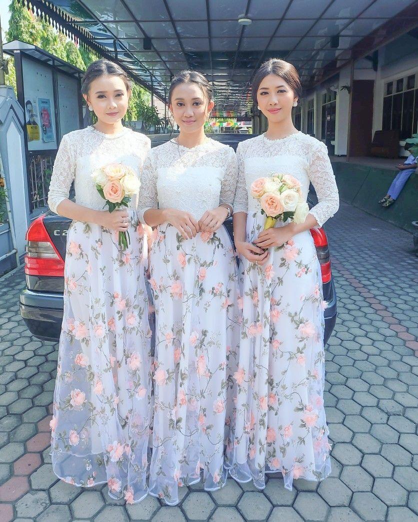 Bridesmaid dress  Gaun pengiring pengantin, Gaun perempuan