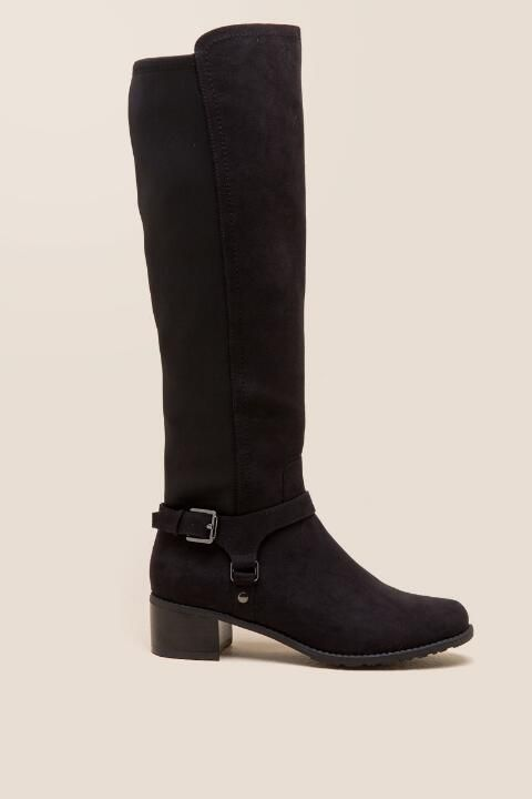 Fifty Fifty Stretch Micro Tall Boot