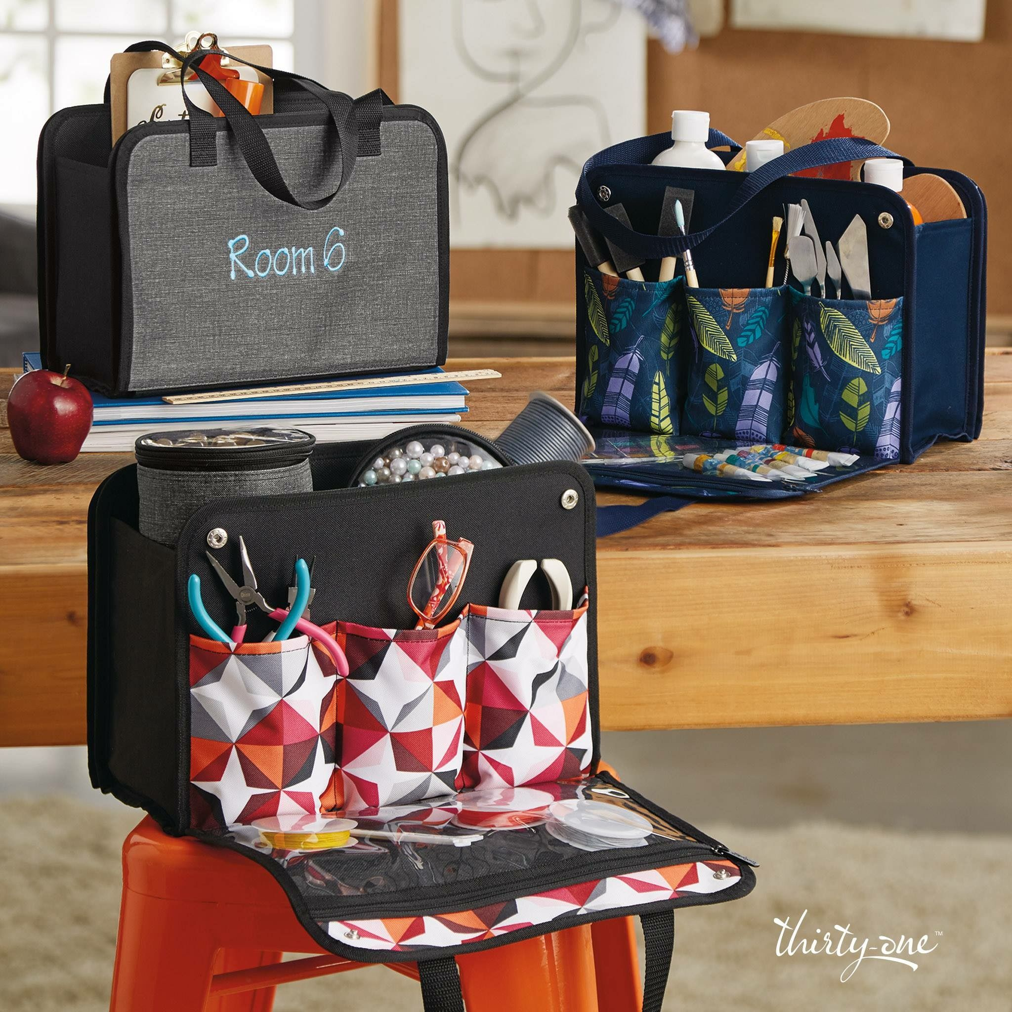 75d96e0379 Get Creative Caddy by Thirty One. Organize the tools of your craft!  www.mythirtyone.com kimishadwick
