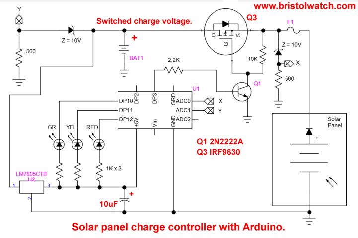 harbor freight air horn wiring diagram arduino pwm solar charge controller schematic schematic harbor freight solar panel wiring diagram #3
