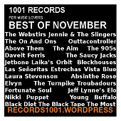 best albums november 2015 https://records1001.wordpress.com/