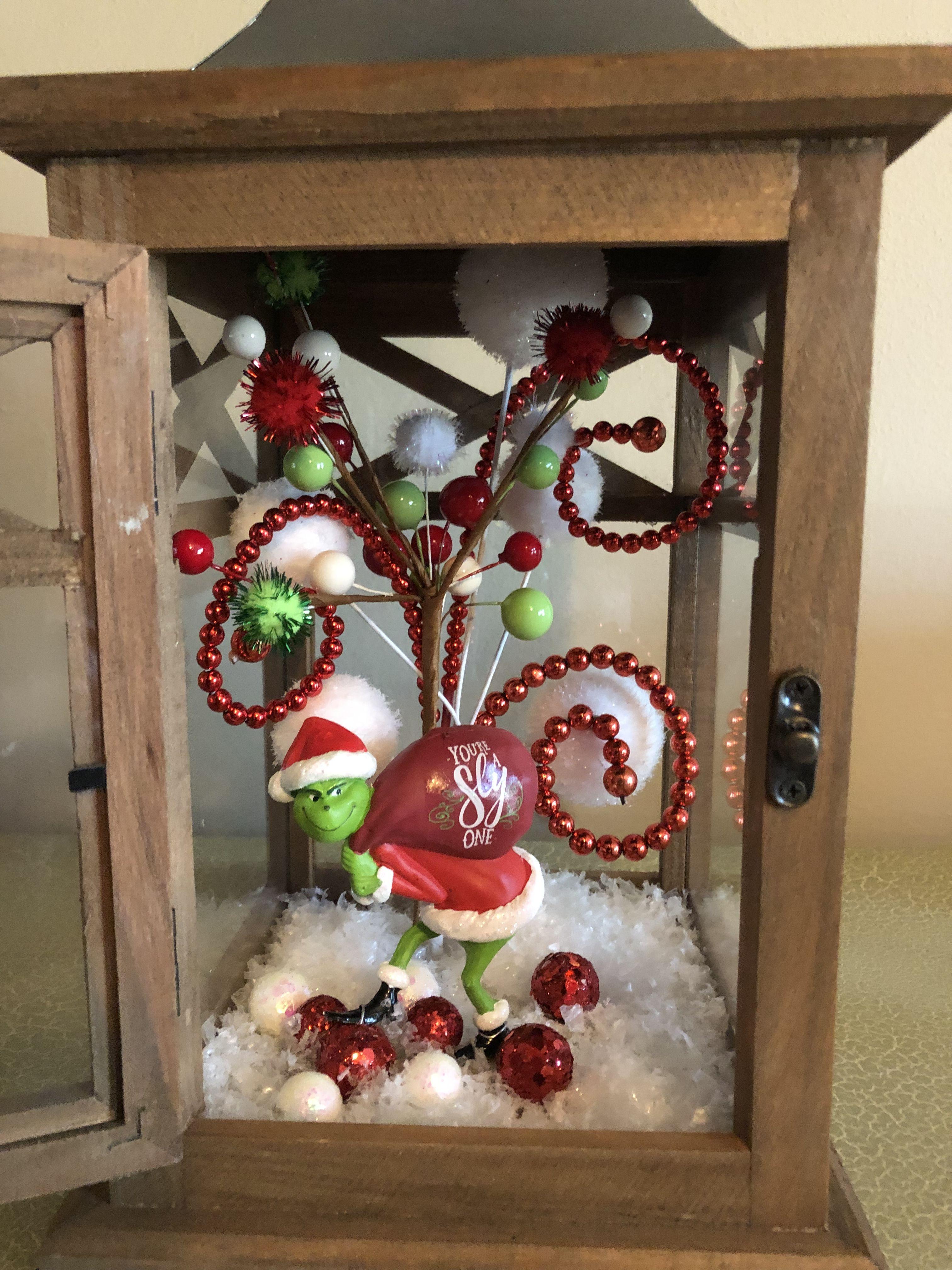 Grinch Christmas Wreaths Ornament Wreath Holiday Decor