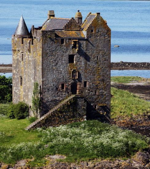 Adeleke Norman on in 2019 | Europe | Scotland castles