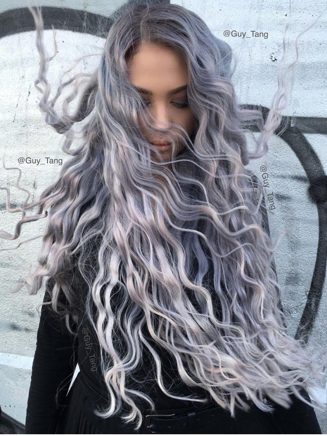 Gri Saç Rengi Nasıl Elde Edilir,Bakımı Nasıl Yapılmalı 21