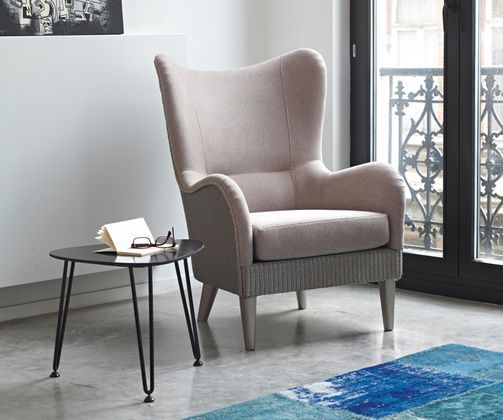 Vincent Sheppard | Life Stories of Lloyd Loom | Butterfly Wing Chair & Rozy table S