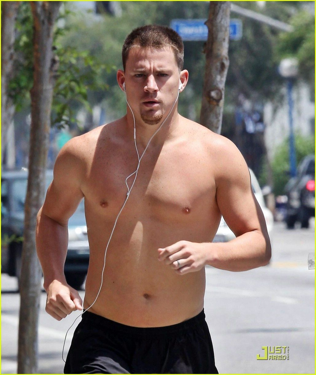 Pin On The Ever Sexy Channing Tatum