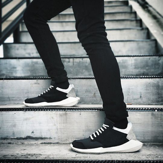 The Beginner S Guide To Rick Owens Sneakers Rick Owens Sneakers Rick Owens Adidas Runners