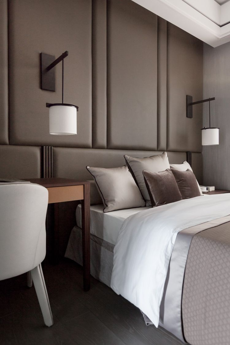 Modern contemporary master bedroom decor  Pin by pan on 书吧  Pinterest  Bedrooms and Interiors