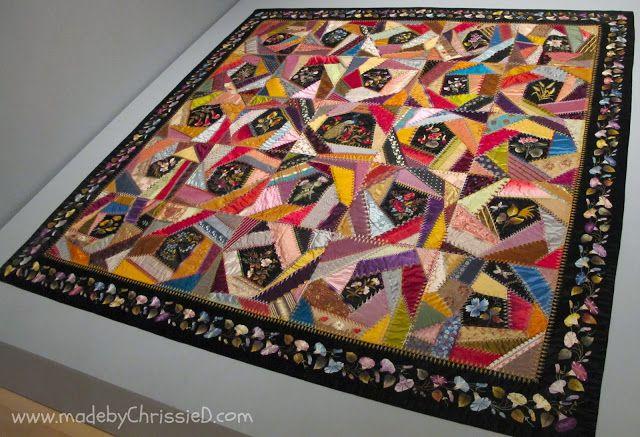 faite par ChrissieD: Ne peut pas obtenir l'exposition Quilt à Brooklyn? Take My Tour Photo lieu - Chambre 2 de 2