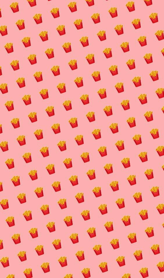 French Fries Iphone Wallpaper Sea Pretty Wallpapers Aesthetic Wallpapers