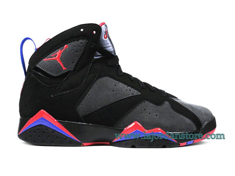 official store the latest exquisite style Air Jordan 7 Retro Chaussures De Basketball Pour Femme Noir ...