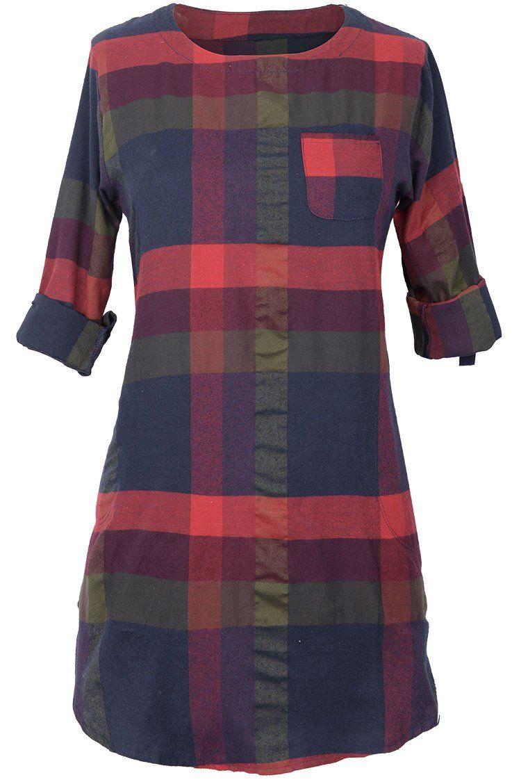 Cupshe Walk the Shine Plaid Dress | Одежда, Платья и Куртка Тартан Платье