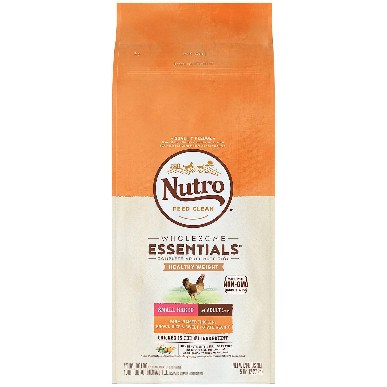 Nutro Wholesome Essentials Healthy Weight Farm Raised Chicken