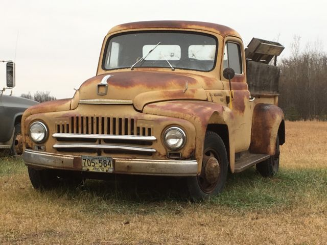 1951 International L120 International Truck International Harvester Truck International Pickup Truck