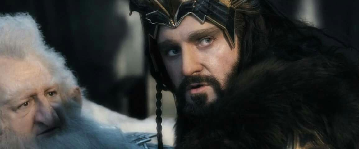 The Hobbit: The Battle of The Five Armies - Richard Armitage as Thorin