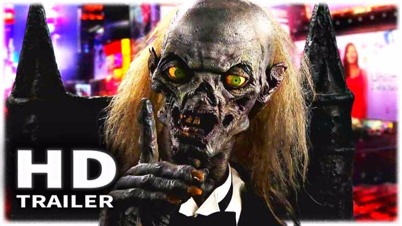TALES FROM THE CRYPT Trailer (2017) M. Night Shyamalan ...The Last Airbender 2 Movie 2020