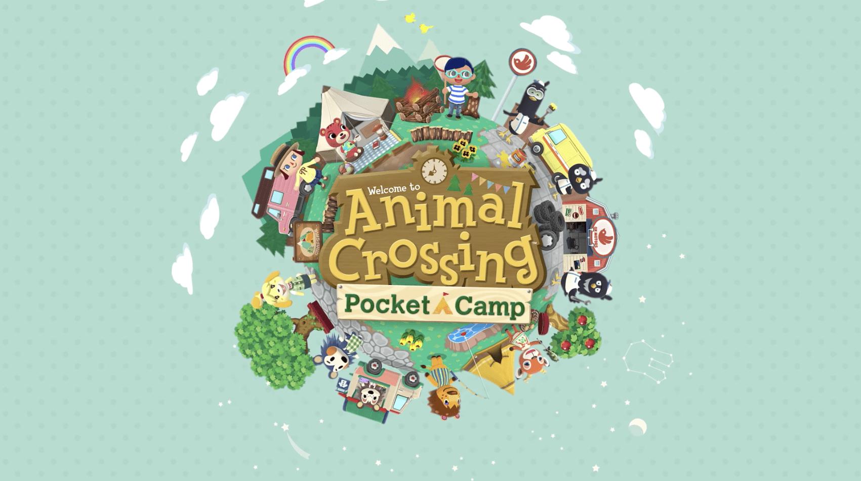 Animal Crossing Pocket Camp arrives in November for