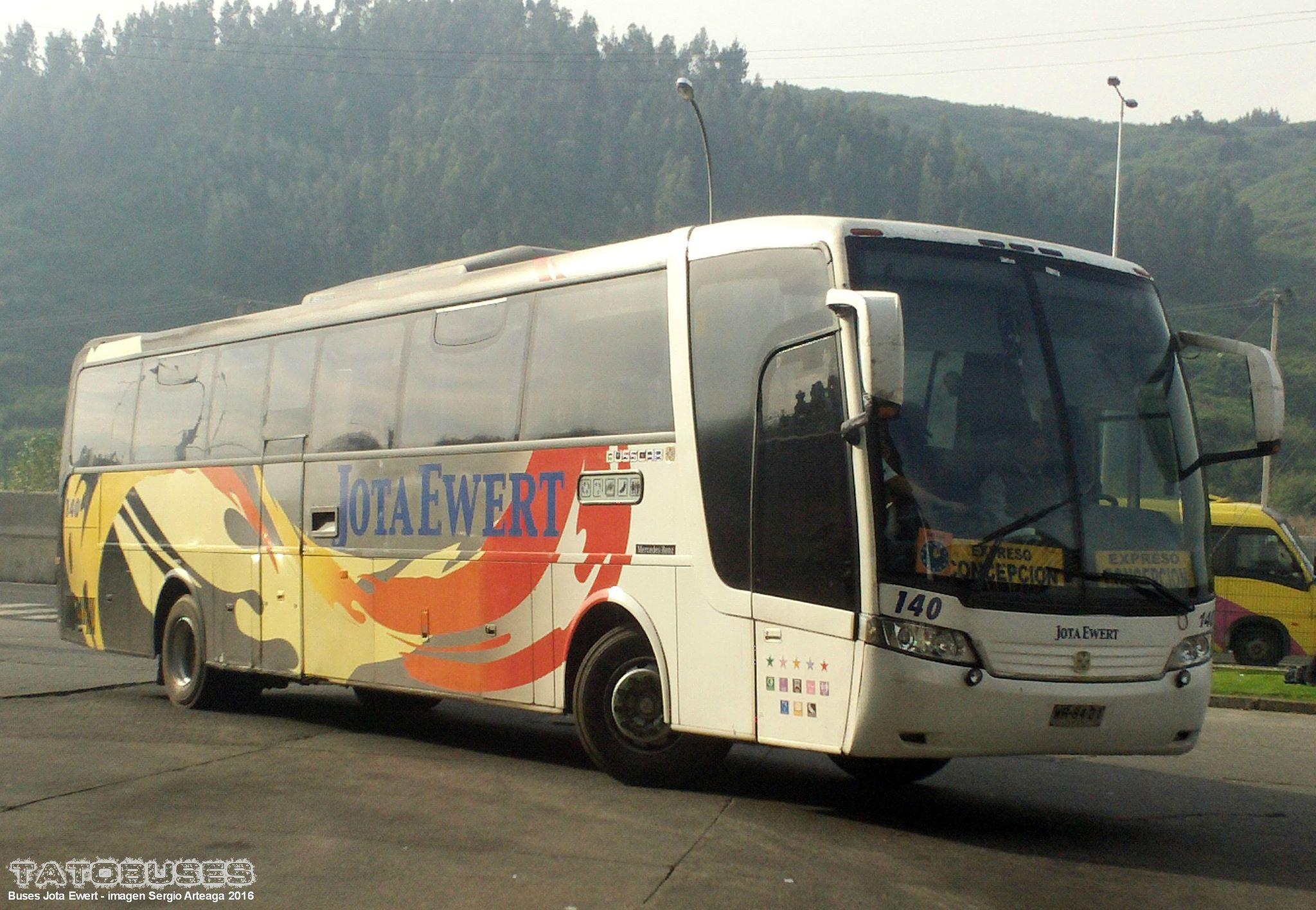 https://flic.kr/p/VtjLTQ | ← Buses Jota Ewert ©→ | Busscar Vissta Buss LO M.Benz Rural Curanilahue Concepcion imagen Sergio Arteaga 2016 Concepcion   (TATOBUSES)