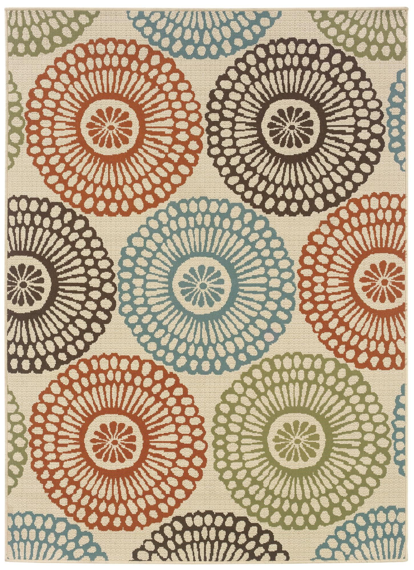 Oriental Weavers Montego 697J6 Indoor Outdoor Rug