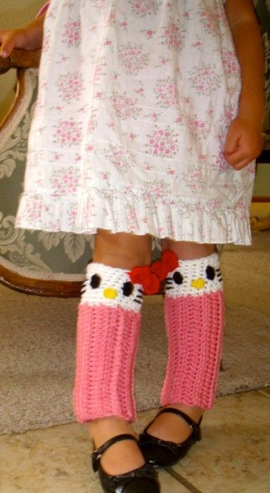 Sekrete Mode Fashion Beauty Hairstyle Mode Pune Dore Frizura Kapele Per Femije Me Grep Me He Hello Kitty Crochet Leg Warmers Pattern Crochet Boot Cuffs