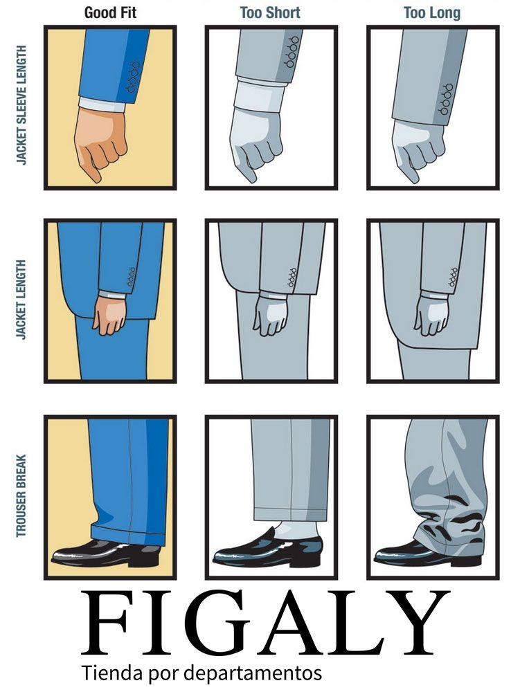 el traje es una prenda bsica en el armario de todo gentleman que requiere unas medidas