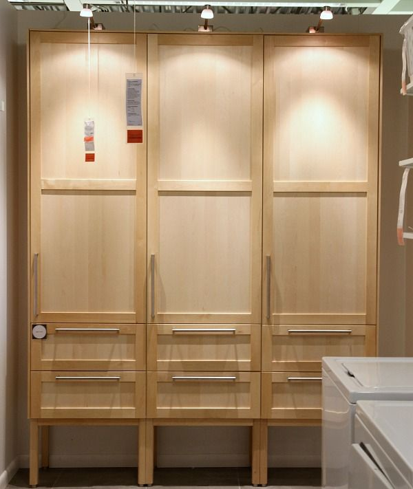 New ikea cabinet line - liking the legs, these would be great for ...
