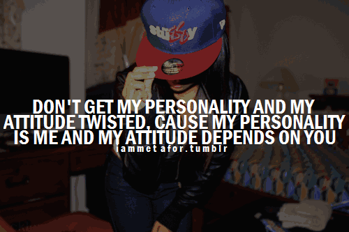 Nice Swag Snapback Girls And Quotes | ... Snapback Personality Attitude Swag  Swag Quote Facebook