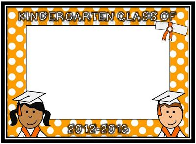 little warriors preschool warriors graduation picture frame freebies 200